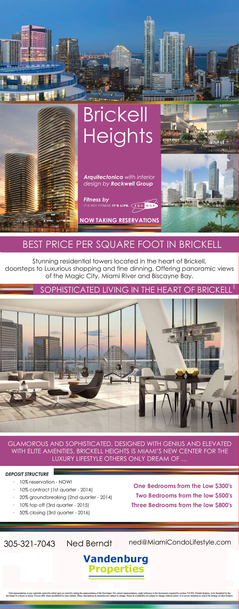 Brickell Heights Condos For Sale
