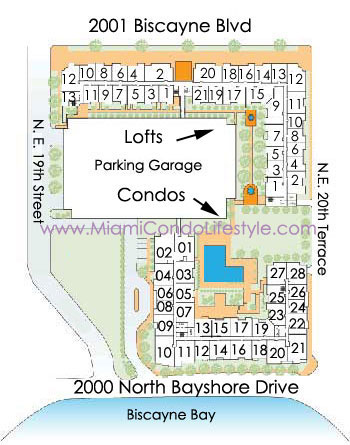 Cite Condos For Sale 2000 N Bayshore Drive Miami Florida 33137