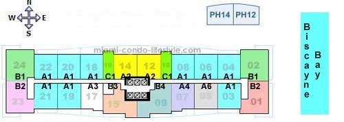 Club At Brickell Bay Condos For Sale 1200 Brickell Bay Dr Miami Florida 33131