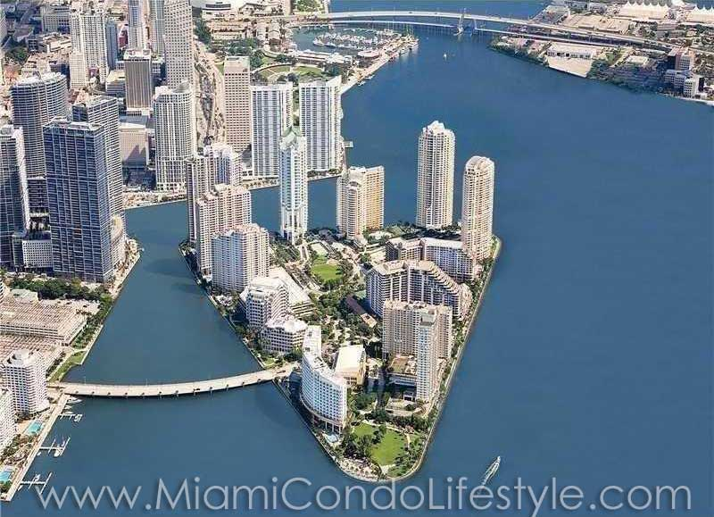 Brickell Key Real Estate
