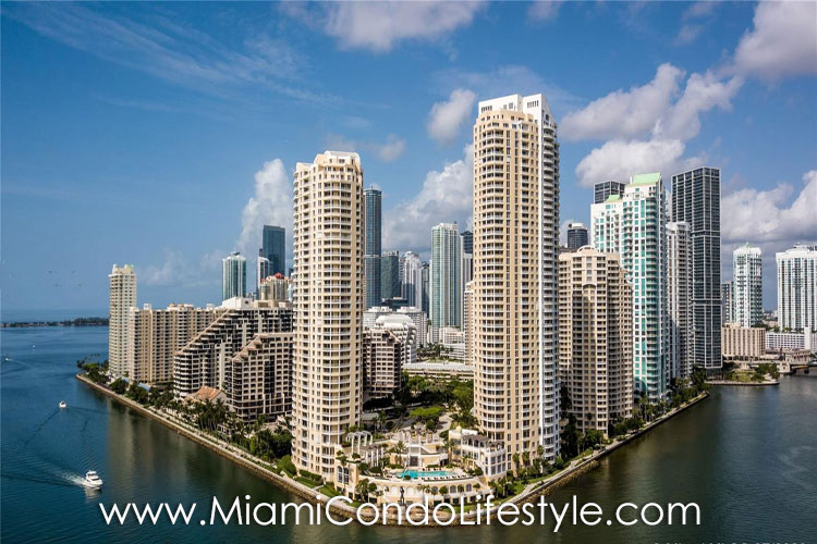 Brickell Key World-class service, dining and spa experiences