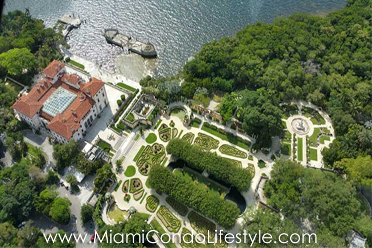 Coconut Grove Viscaya Museum and Gardens