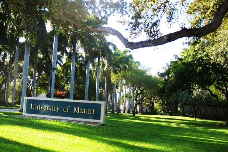 Coral Gables Coral Gables University of Miami