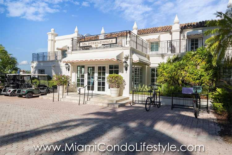 Fisher Island Fisher Island Spa