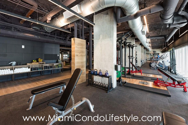 1 Hotel & Homes Fitness Center