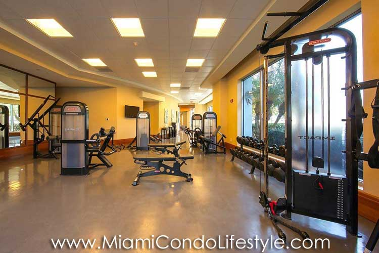 1060 Brickell Avenue  Fitness Center