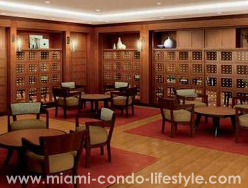 1060 Brickell Avenue Wine Cellar
