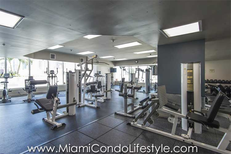 1800 Biscayne Plaza Fitness Center