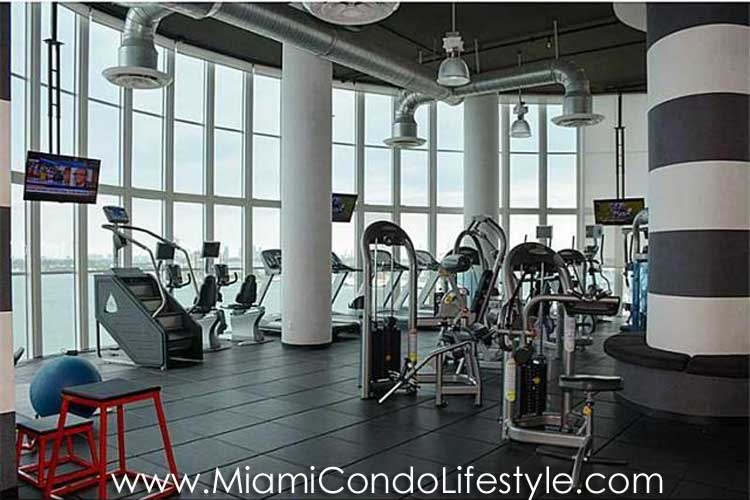 1800 Club Fitness Center
