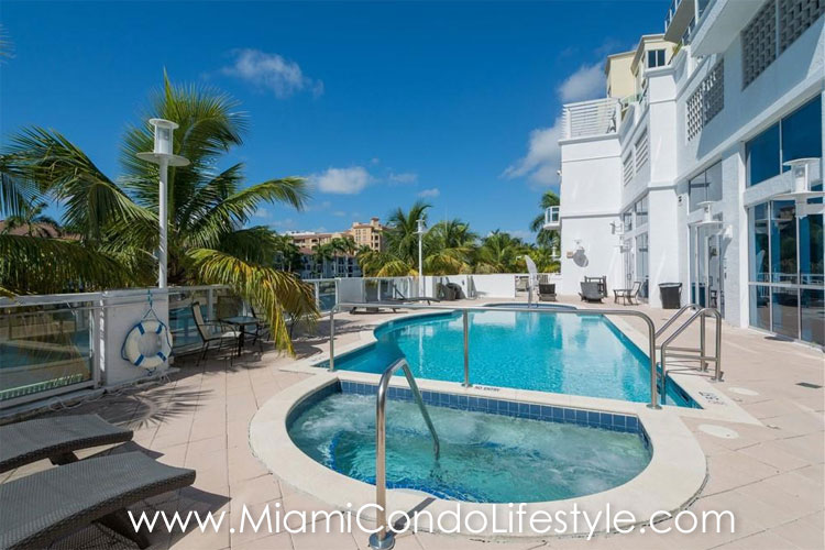 3030 Aventura Swimming Pool