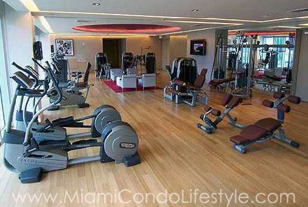 500 Brickell Fitness Center