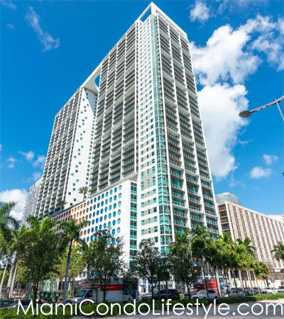 500 Brickell, 500 Brickell Ave, Miami, Florida, 33131