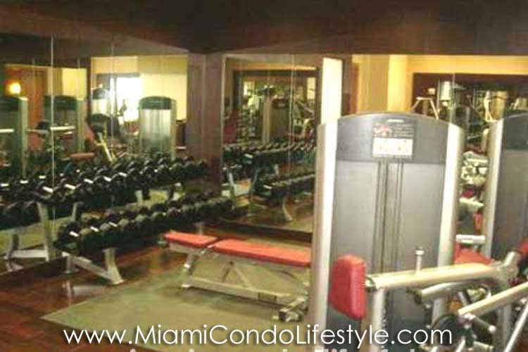Acqualina Fitness Center