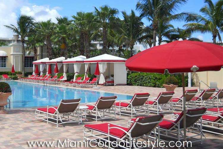 Acqualina Swimming Pool