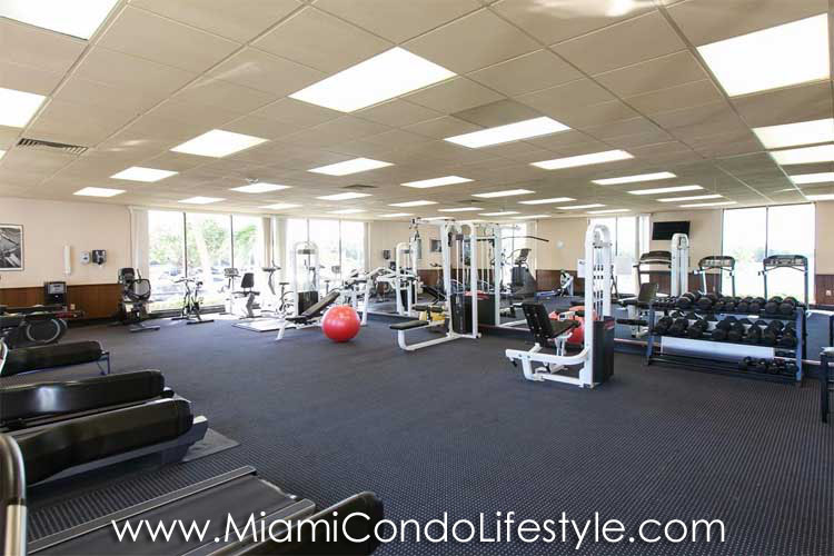 Arlen House 300 Fitness Center