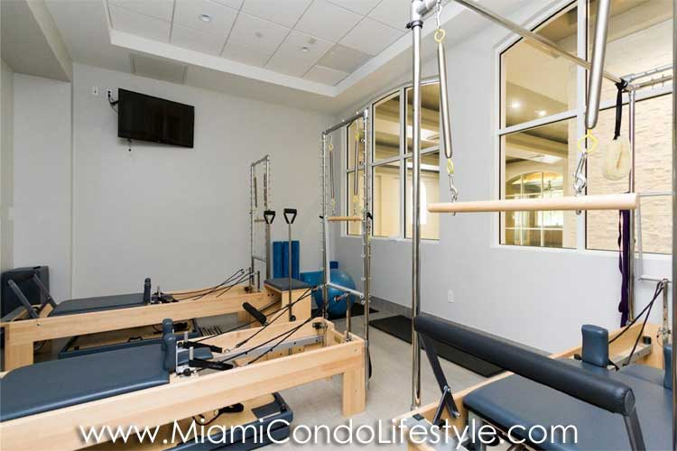 Atlantic III at the Point Pilates Studio