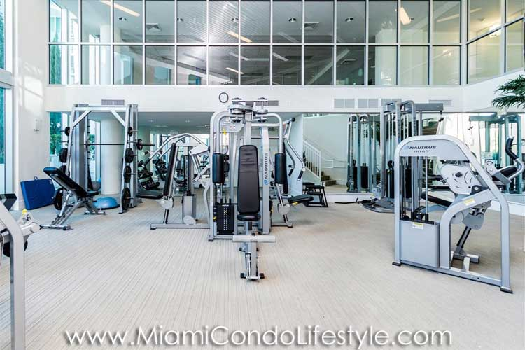 Atrium Fitness Center