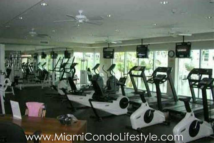 Aventura Marina II Fitness Center