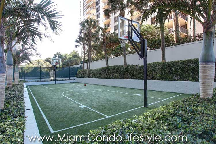 Bal Harbour 101 Basketball Court