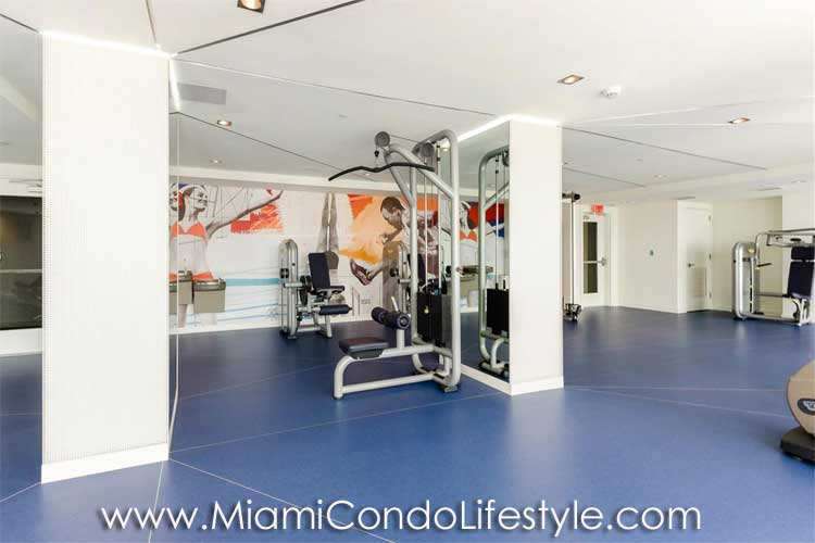Baltus House Fitness Center