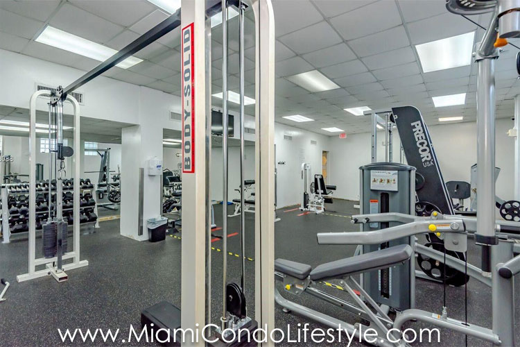 Bay Park Towers Fitness Center
