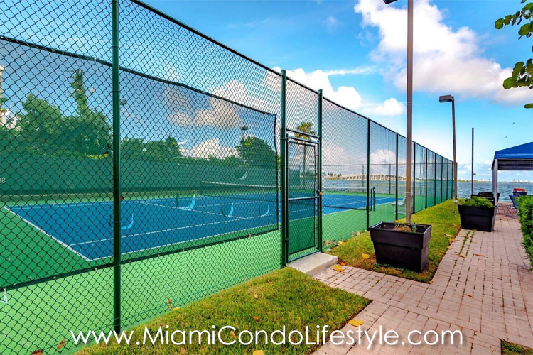 Bay Park Towers Tennis