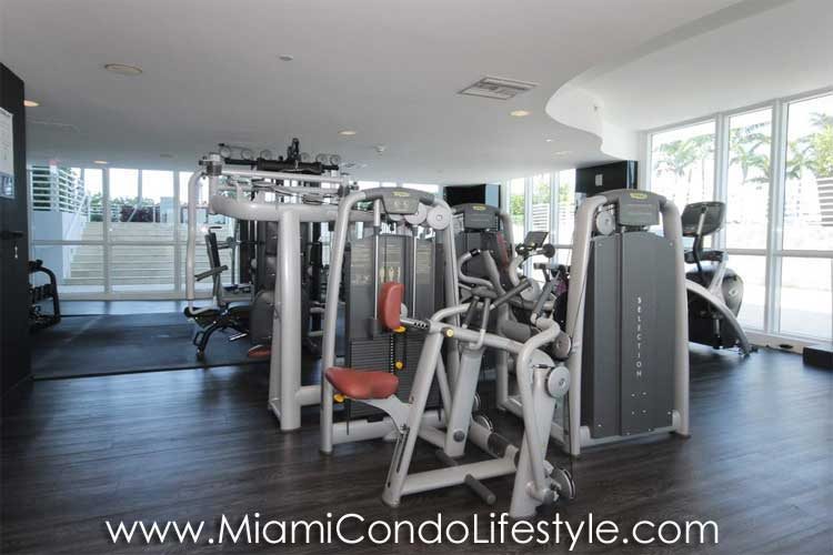 Bentley Bay Fitness Center