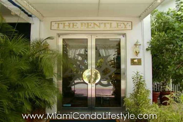 Bentley Condo Hotel Entry