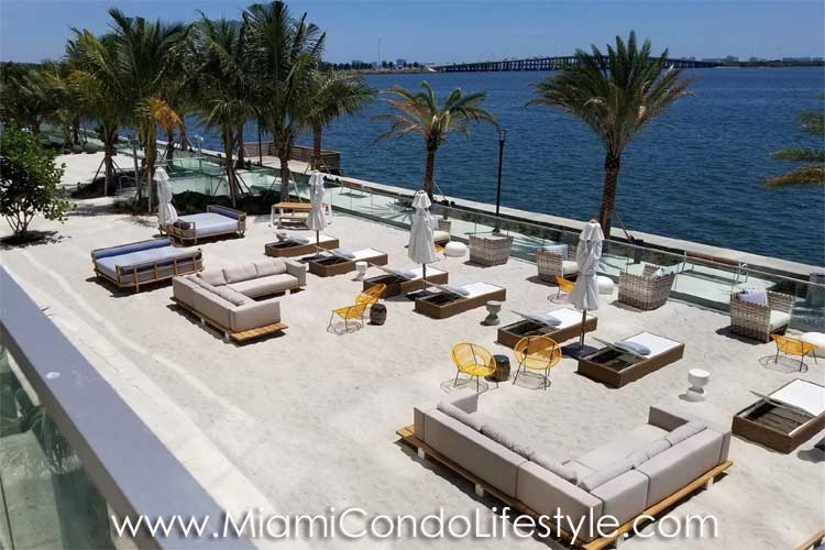 Biscayne Beach Deck