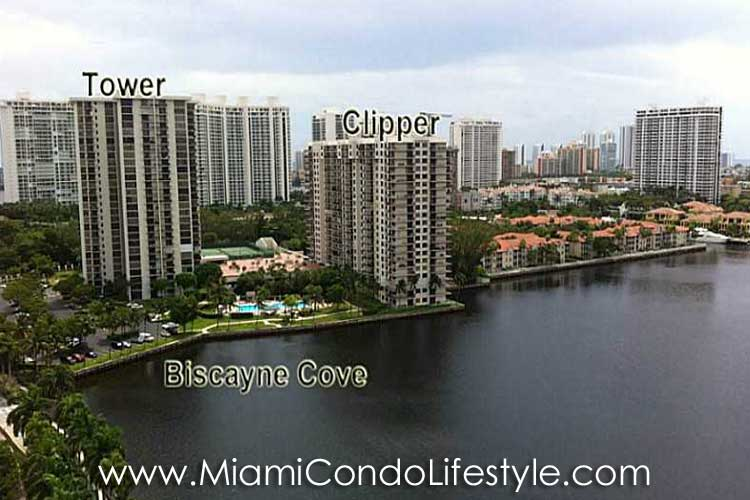 Biscayne Cove Aerial