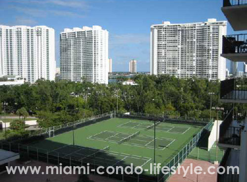 Biscayne Cove Tennis