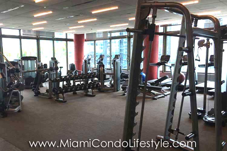 Bond Brickell Fitness Center