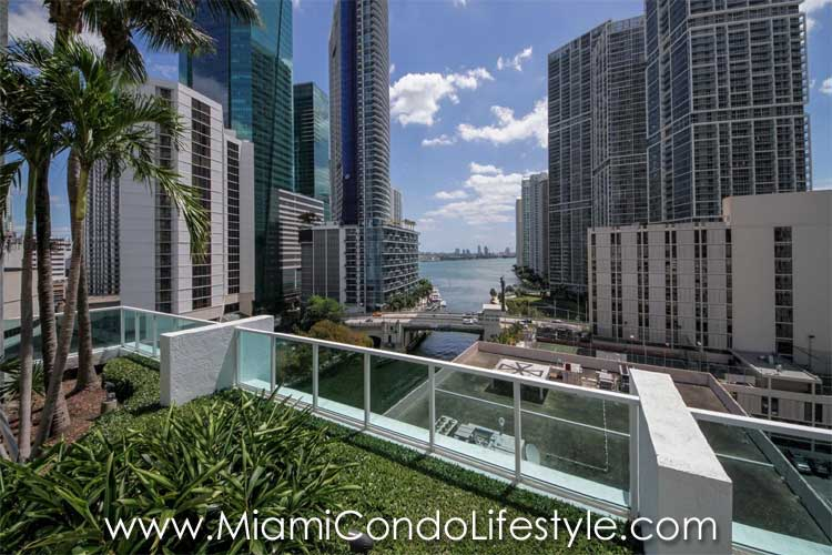 Brickell on the River South East View