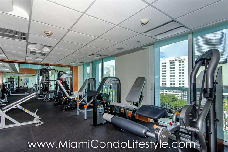 Brickell on the River South Fitness Center