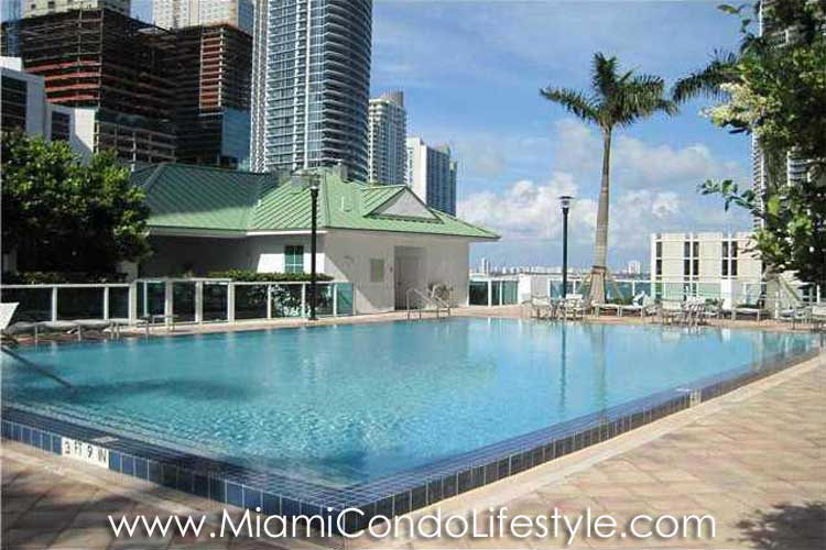 Brickell on the River South Pool