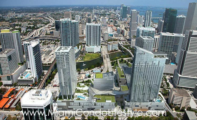 Brickell City Centre Aérea