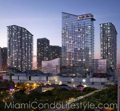 Brickell City Centre, 68 SE 6 ST & 88 SE 7 St, Miami , Florida, 33131