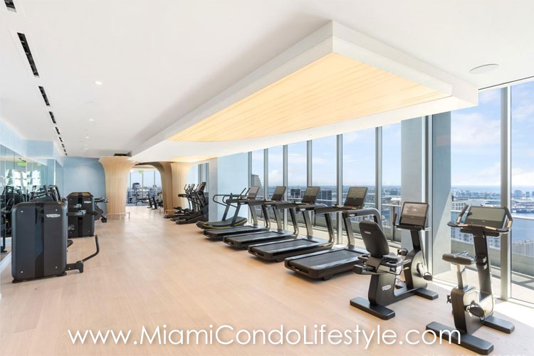 Brickell Flatiron Fitness Center