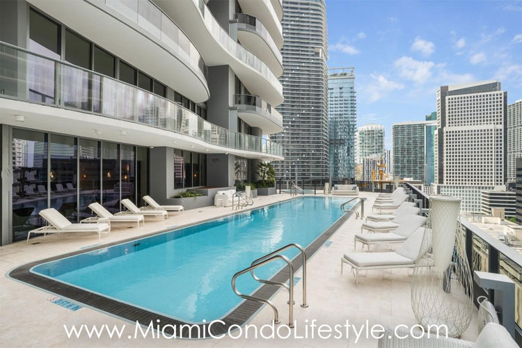 Brickell Flatiron Pool