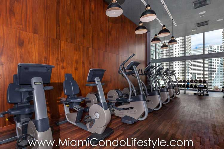 Brickell House Fitness Center