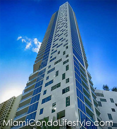 Brickell House, 1300 Brickell Bay Drive, Miami, Florida, 33130