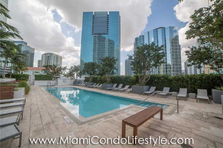 Brickell House Piscina