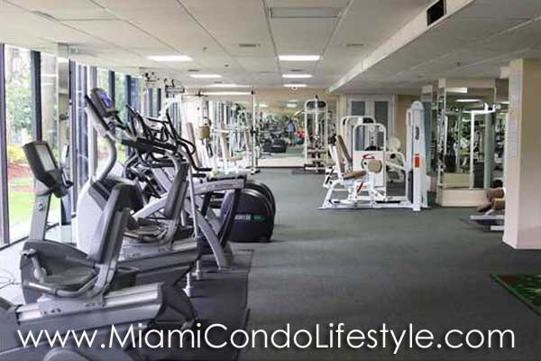 Brickell Key II Fitness Center