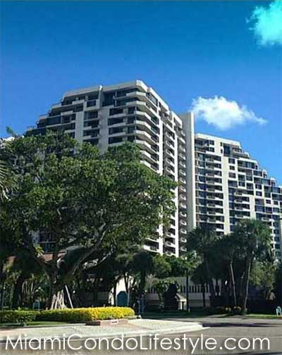 Brickell Key One, 520 Brickell Key Drive, Miami, Florida, 33131