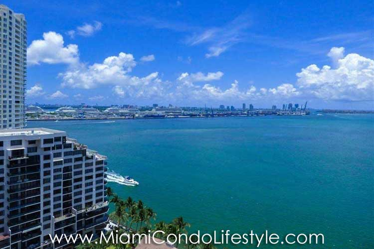 Brickell Key One Vista