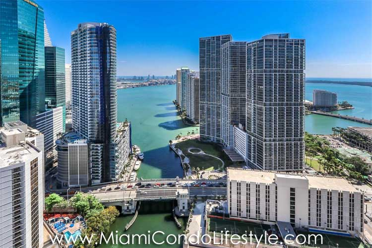 Brickell on the River North East View