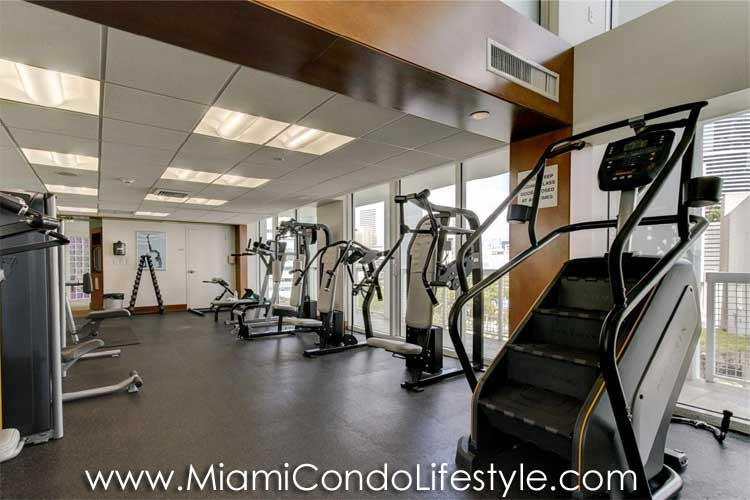 Brickell on the River North Fitness Center