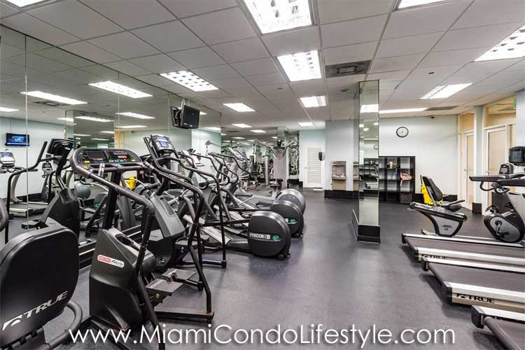 Brickell Place Fitness Center