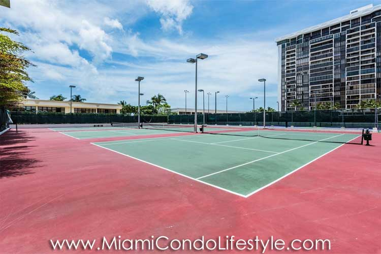 Brickell Place Tennis