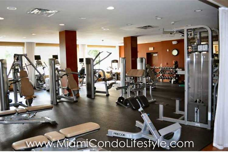 Brickell Townhouse Gimnasio